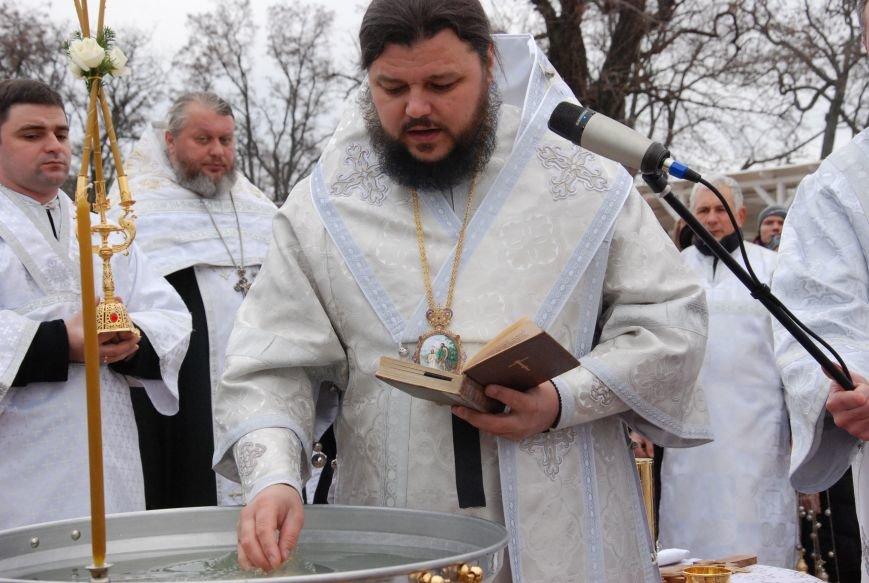 Как бердянцы отметили Крещение (ФОТОРЕПОРТАЖ), фото-8