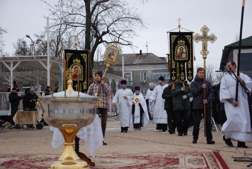 Как бердянцы отметили Крещение (ФОТОРЕПОРТАЖ), фото-7