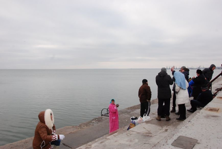 Как бердянцы отметили Крещение (ФОТОРЕПОРТАЖ), фото-21