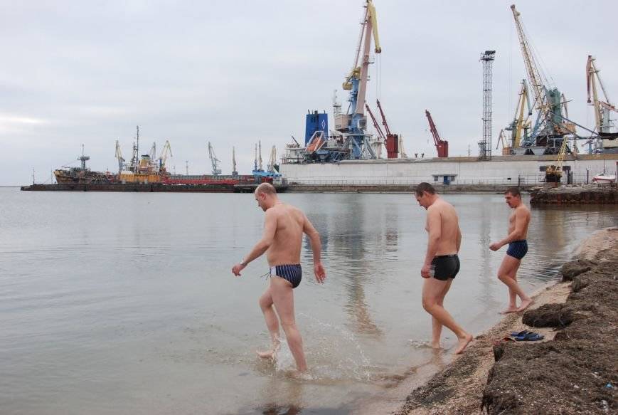 Как бердянцы отметили Крещение (ФОТОРЕПОРТАЖ), фото-14