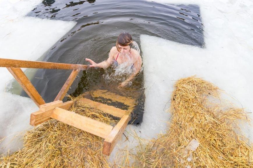 Как на Старой Самарии в Днепре отмечали Крещение (ФОТОРЕПОРТАЖ), фото-6