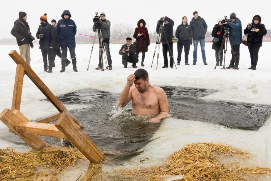 Как на Старой Самарии в Днепре отмечали Крещение (ФОТОРЕПОРТАЖ), фото-5