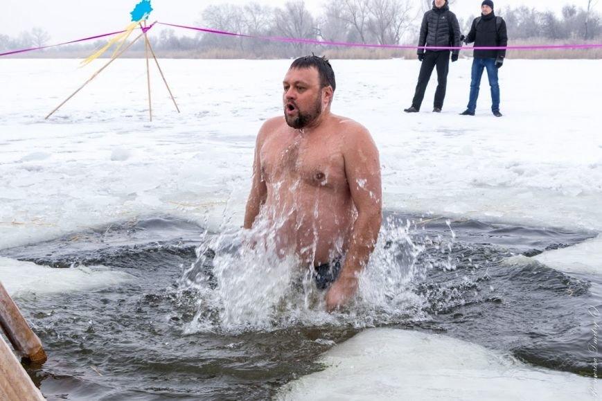 Как на Старой Самарии в Днепре отмечали Крещение (ФОТОРЕПОРТАЖ), фото-1