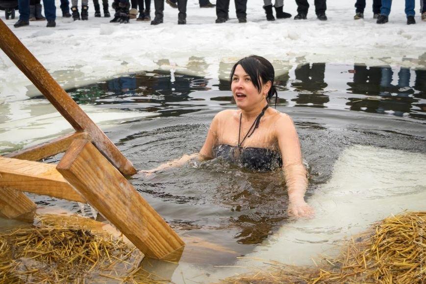 Как на Старой Самарии в Днепре отмечали Крещение (ФОТОРЕПОРТАЖ), фото-4