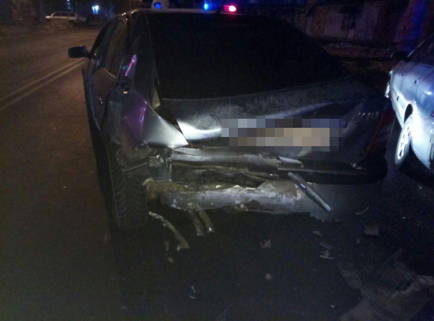 Ночью в Одессе случилась сокрушительная тройная авария (ФОТО), фото-1