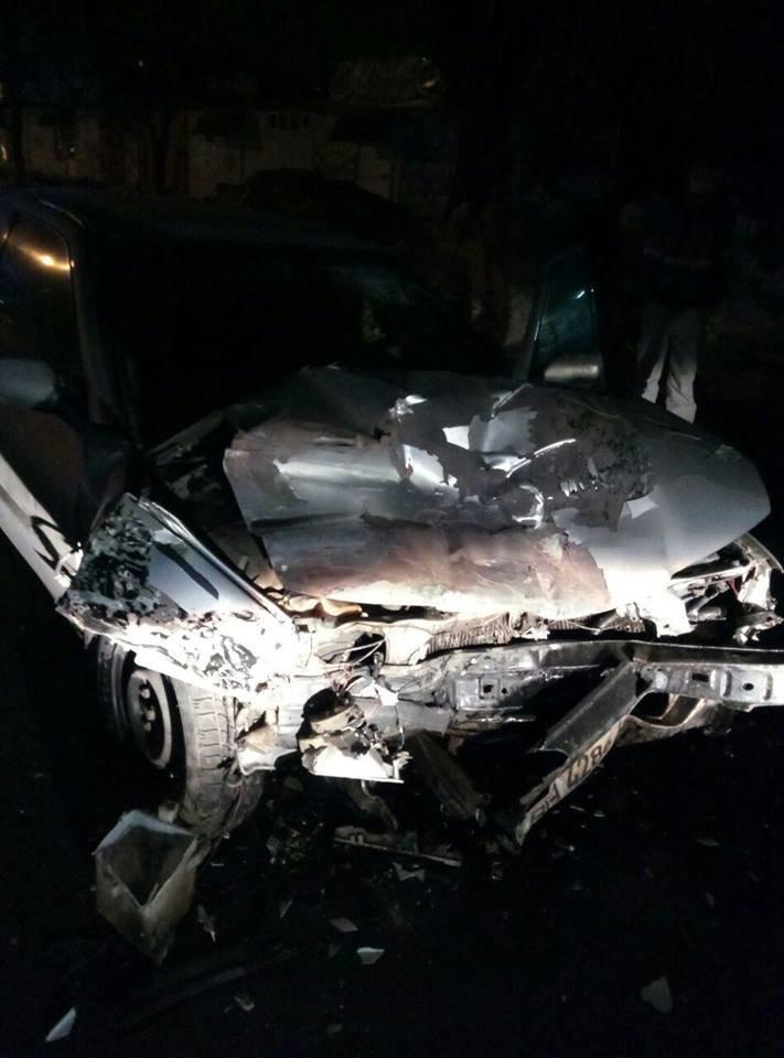 Ночью в Одессе случилась сокрушительная тройная авария (ФОТО), фото-3