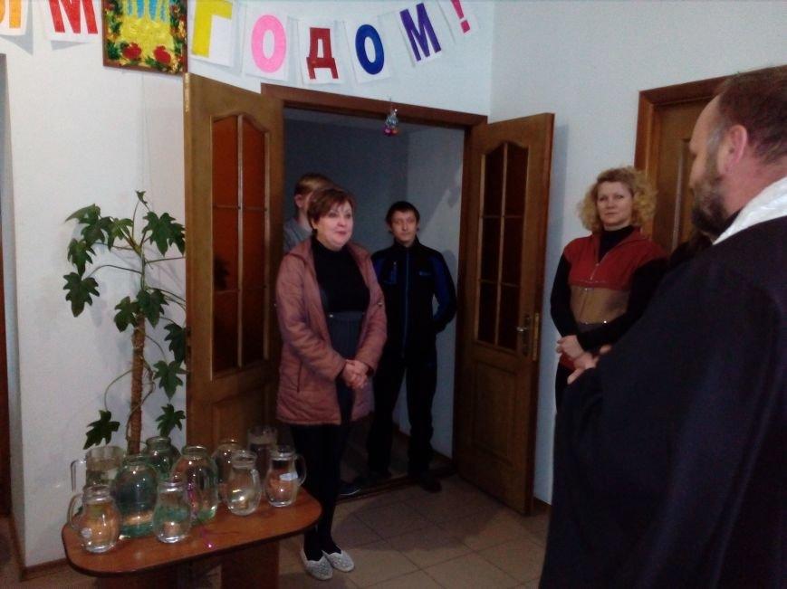 Как мелитопольских чиновников с Крещением поздравляли, фото-7