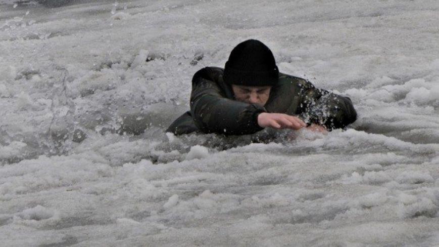 Тонкий лёд !, фото-1