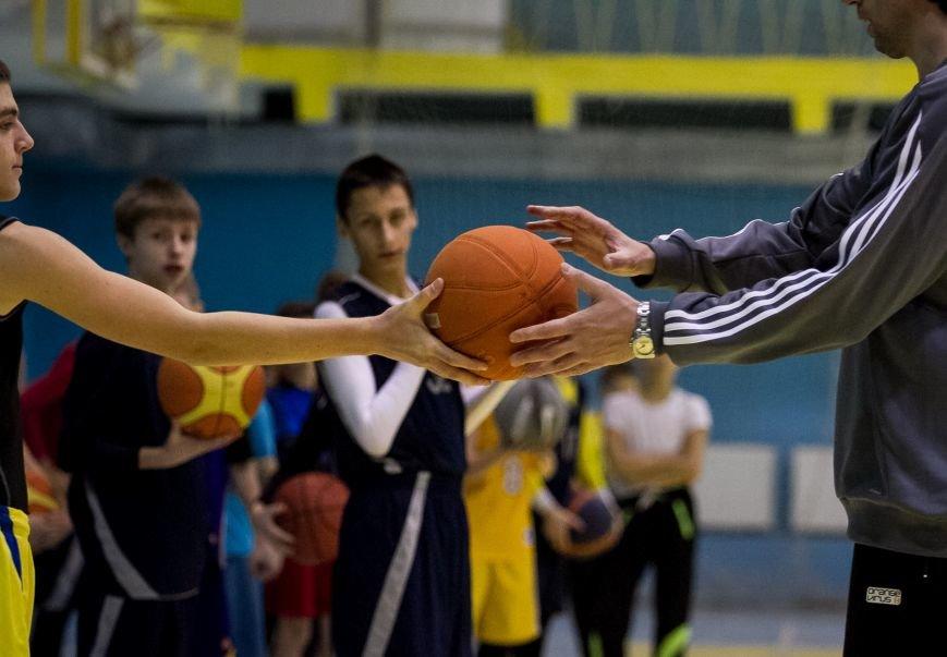 Тренер сборной Украины провел мастер-класс для запорожских детей, фото-2