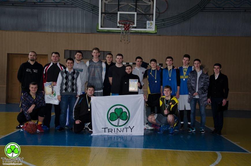 При поддержке компании TRINITY состоялись соревнования по стритболу, фото-2