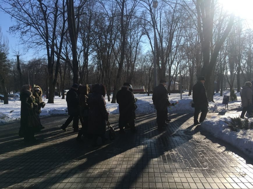 В Кривом Роге чиновники отметили День Соборности Украины (ФОТО), фото-3