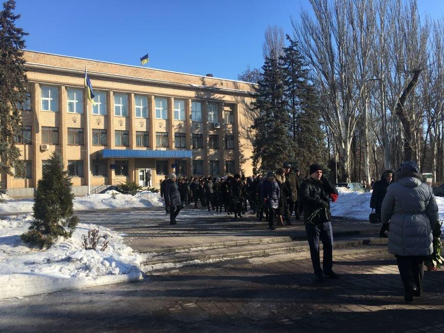 В Кривом Роге чиновники отметили День Соборности Украины (ФОТО), фото-2
