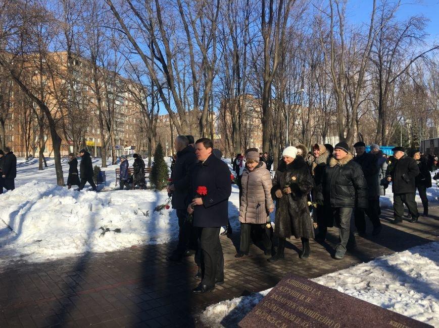 В Кривом Роге чиновники отметили День Соборности Украины (ФОТО), фото-15