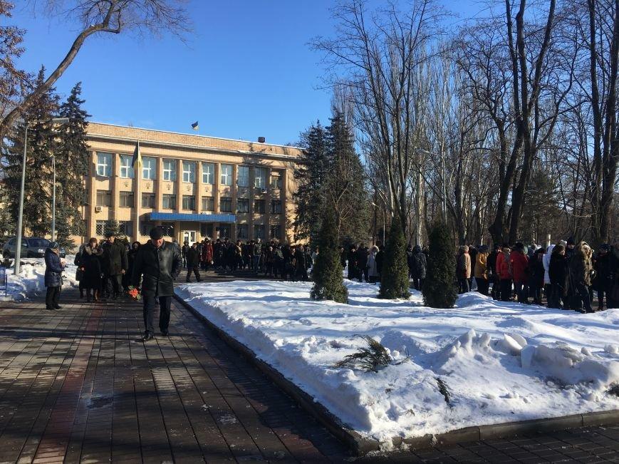 В Кривом Роге чиновники отметили День Соборности Украины (ФОТО), фото-6