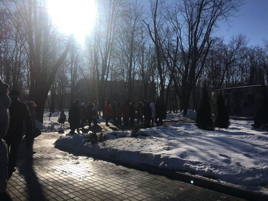 В Кривом Роге чиновники отметили День Соборности Украины (ФОТО), фото-1