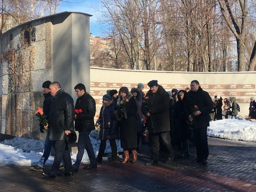 В Кривом Роге чиновники отметили День Соборности Украины (ФОТО), фото-10