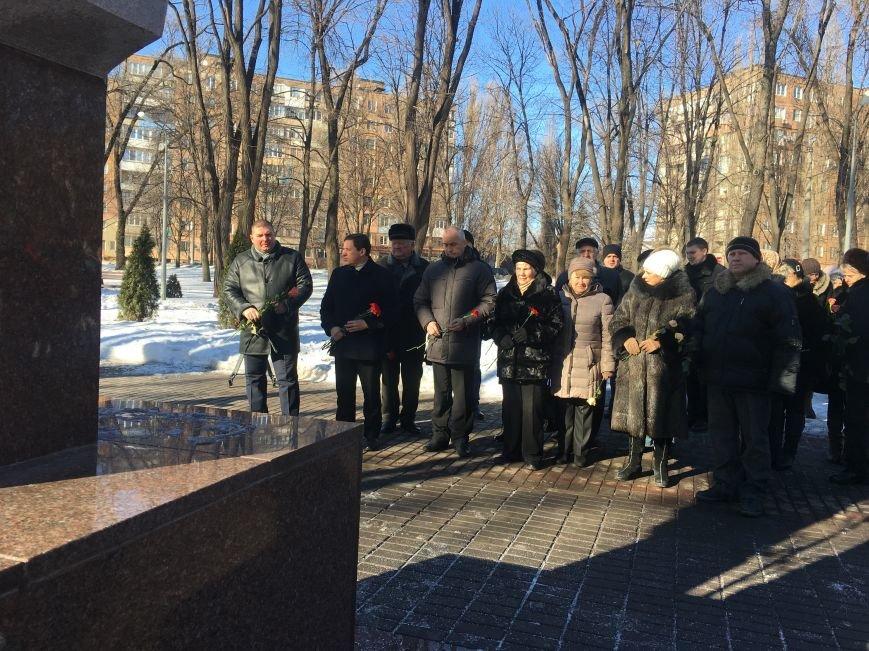 В Кривом Роге чиновники отметили День Соборности Украины (ФОТО), фото-17