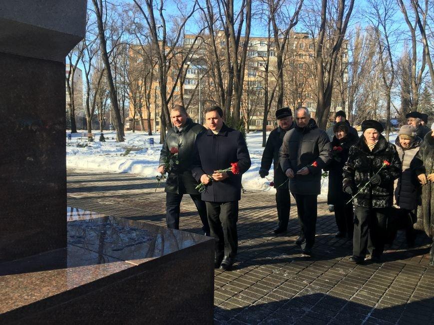 В Кривом Роге чиновники отметили День Соборности Украины (ФОТО), фото-19