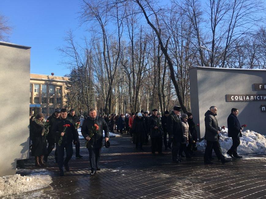 В Кривом Роге чиновники отметили День Соборности Украины (ФОТО), фото-9