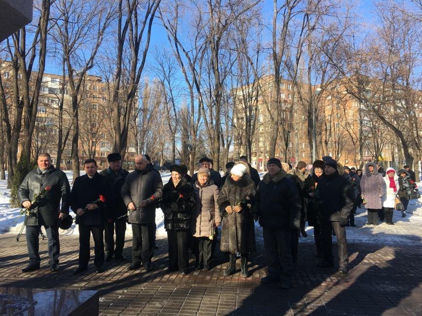 В Кривом Роге чиновники отметили День Соборности Украины (ФОТО), фото-18