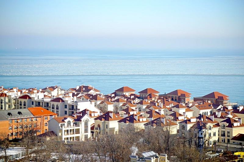Льды поплыли в Одесскую Аркадию (ФОТО), фото-2