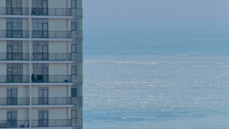 Льды поплыли в Одесскую Аркадию (ФОТО), фото-5