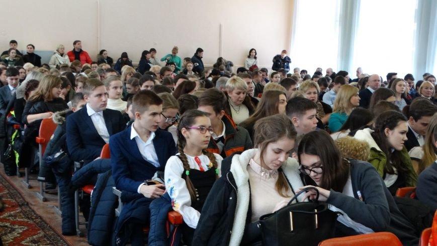 В Сумах чествовали одаренных школьников (ФОТО), фото-5