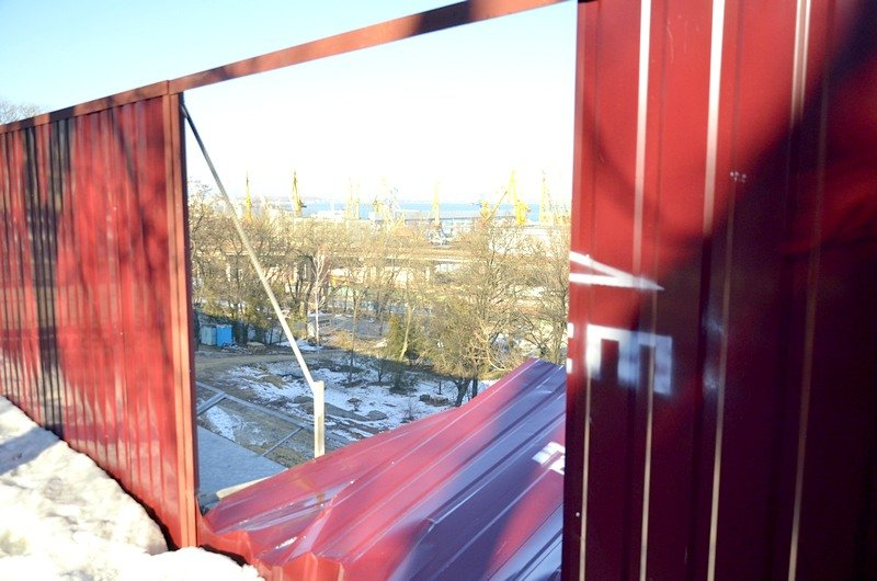 С Приморского бульвара снова видно одесский порт (ФОТО), фото-10
