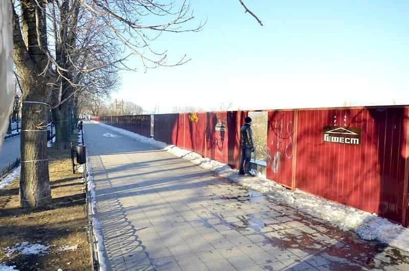 С Приморского бульвара снова видно одесский порт (ФОТО), фото-1
