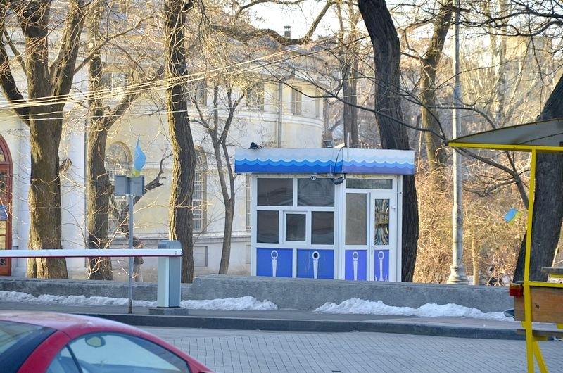 С Приморского бульвара снова видно одесский порт (ФОТО), фото-15