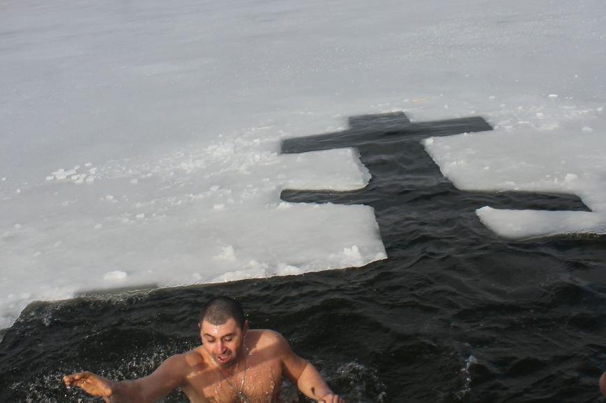 Фотопятница: Крещение в Мариуполе, фото-20