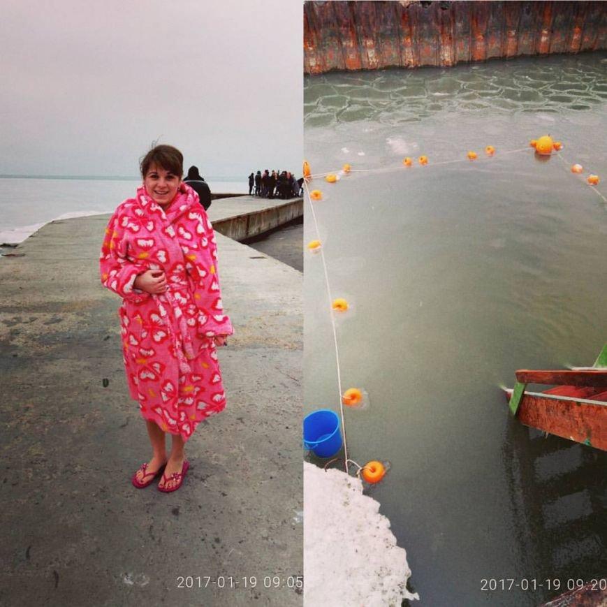 Фотопятница: Крещение в Мариуполе, фото-19