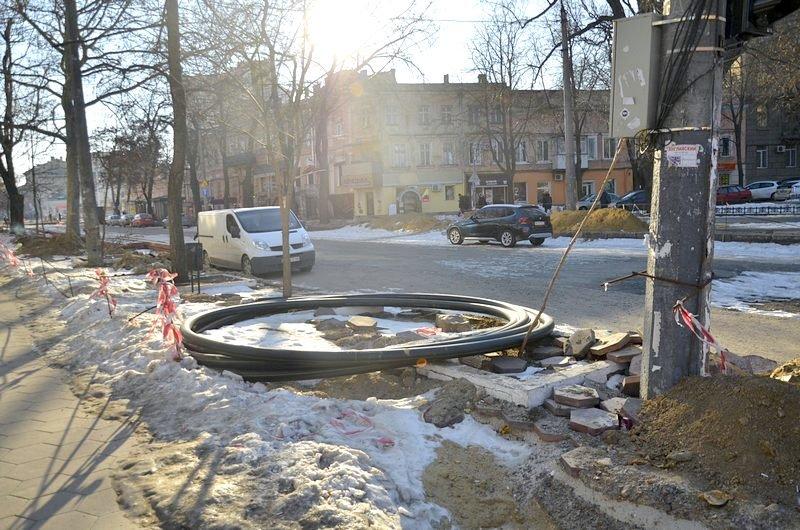 Автохамы стали парковаться на Преображенской, про ремонт которой забыли у Труханова (ФОТО), фото-4
