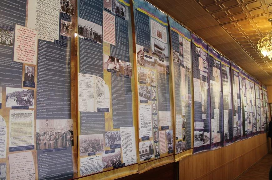 В Бахмуте представили музейную экспозицию «Народная война», фото-3