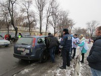 В Новошахтинске прошла городская акция «Ребенок – главный пассажир», фото-1