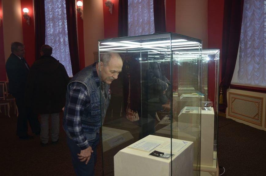 В Запорожском музее открылась выставка о борьбе украинцев за Независимость, - ФОТОРЕПОРТАЖ, фото-17