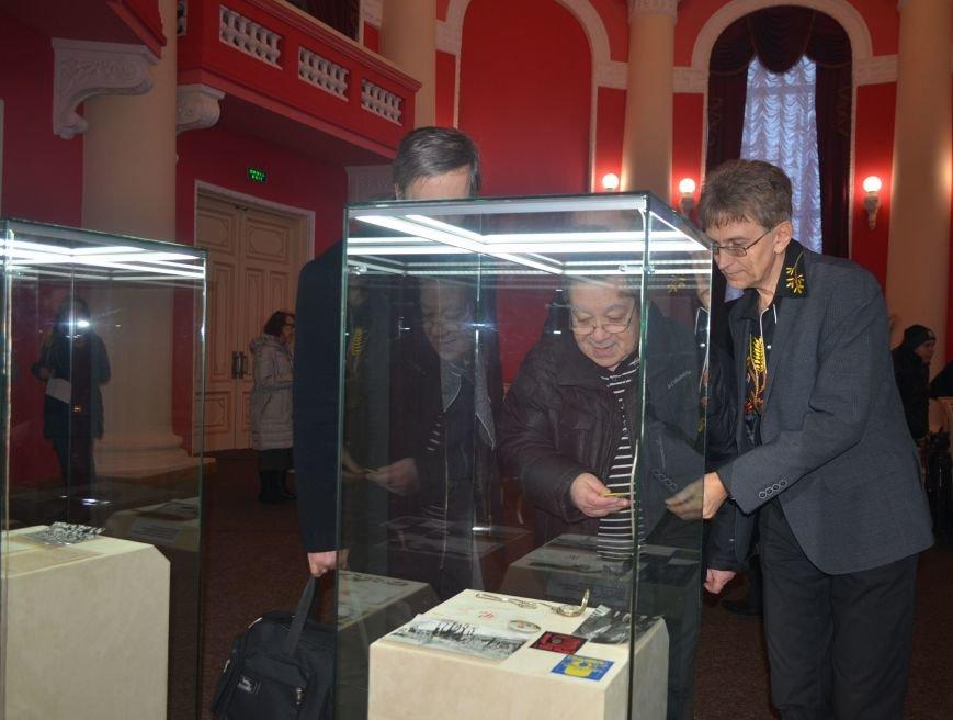В Запорожском музее открылась выставка о борьбе украинцев за Независимость, - ФОТОРЕПОРТАЖ, фото-11