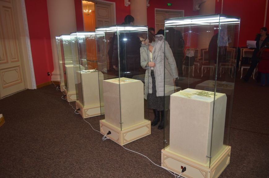 В Запорожском музее открылась выставка о борьбе украинцев за Независимость, - ФОТОРЕПОРТАЖ, фото-5