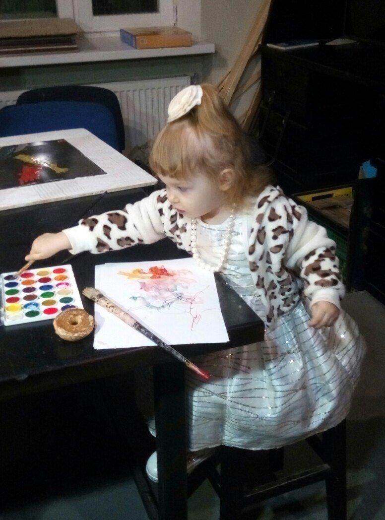 В Днепре художница, которой нет и двух лет, установила рекорд (ФОТО, ВИДЕО), фото-18