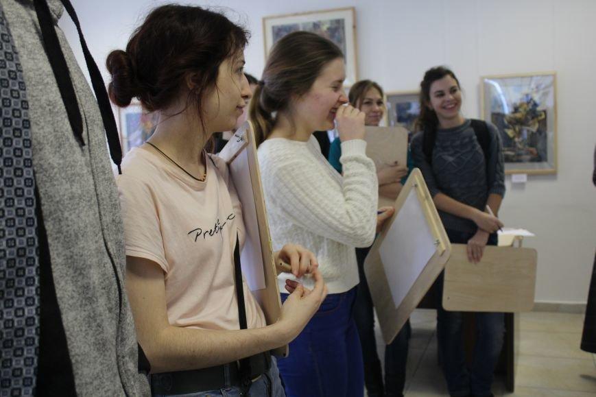 Do you speak english? В Белгороде стартовал проект «Об искусстве по-английски», фото-6