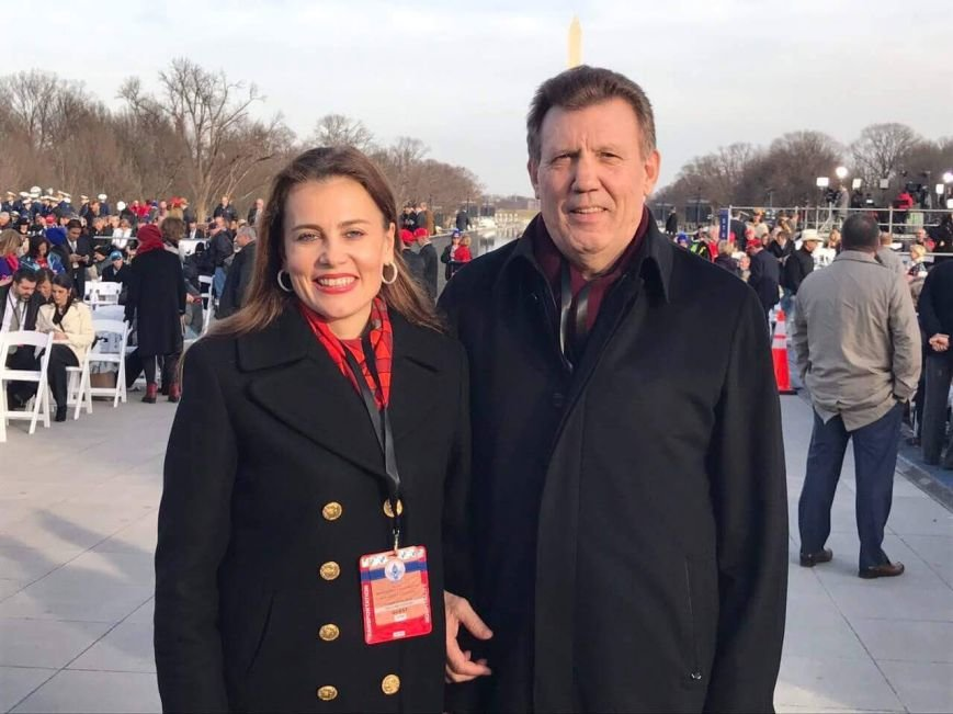 Одесский нардеп посетил инаугурацию Дональда Трампа, фото-3