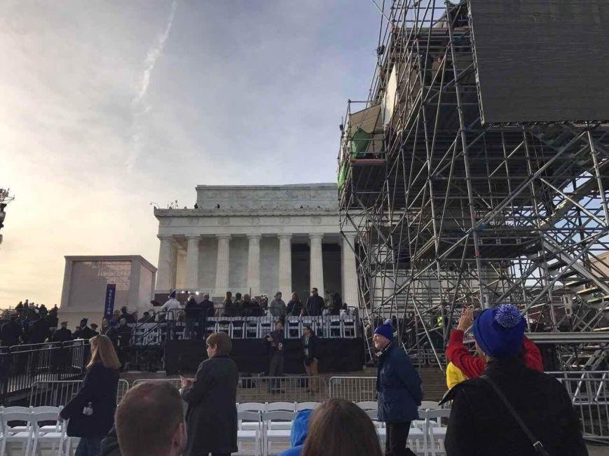 Одесский нардеп посетил инаугурацию Дональда Трампа, фото-1