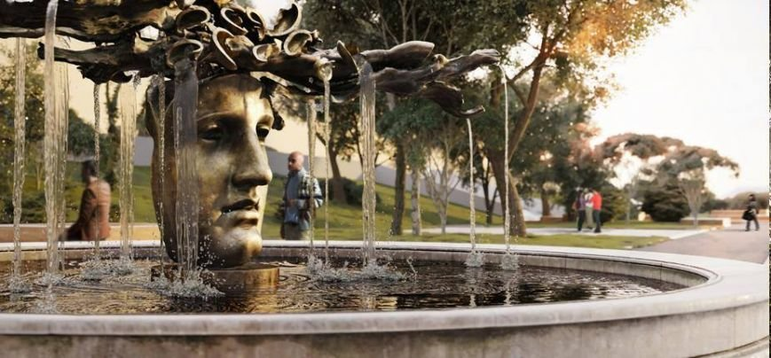 Одесситам представили обновленный проект Греческого парка, фото-3