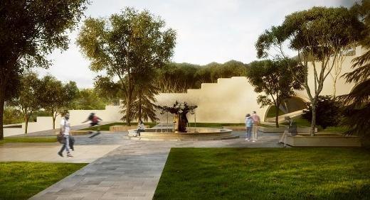 Одесситам представили обновленный проект Греческого парка, фото-5