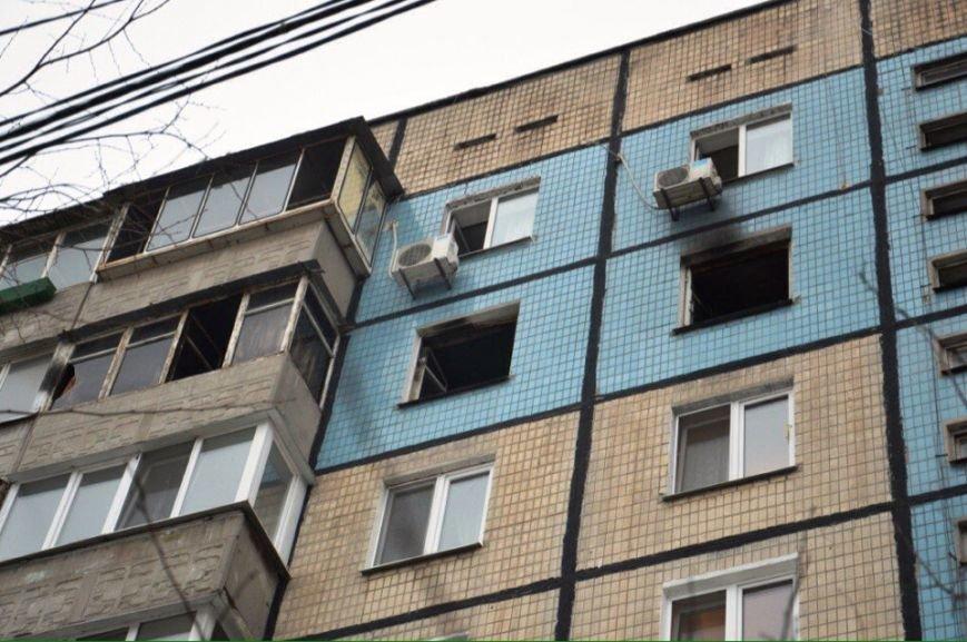 Пожар в Днепре: эвакуировали 11 человек (ФОТО), фото-4