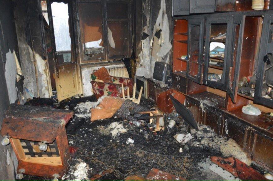 Пожар в Днепре: эвакуировали 11 человек (ФОТО), фото-3