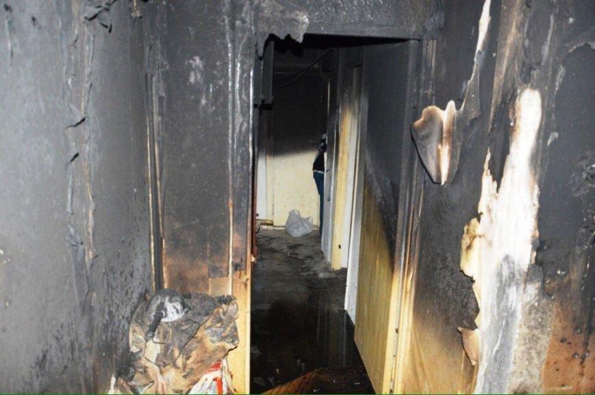 Пожар в Днепре: эвакуировали 11 человек (ФОТО), фото-1