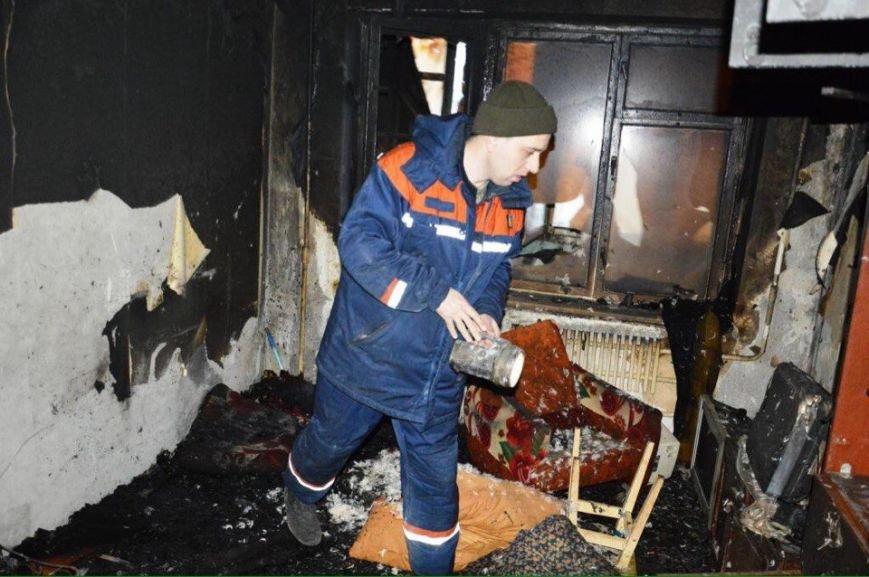 Пожар в Днепре: эвакуировали 11 человек (ФОТО), фото-2