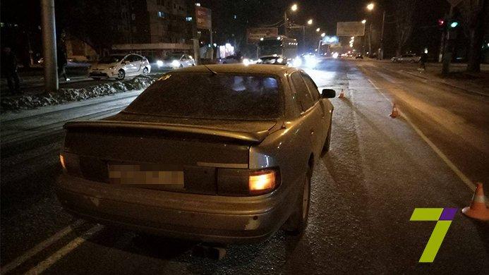На одесском поселке Котовского сбили нетрезвого пешехода, фото-1