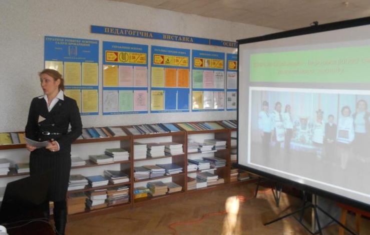 Бібліотекарі Броварщини взяли участь у конкурсі «Шкільна бібліотека - 2017», фото-1